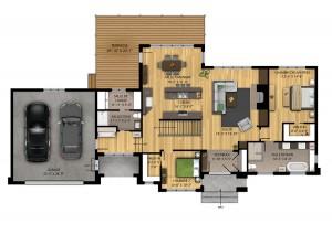 Chamonix_RDC-construction-maison-neuve