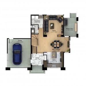 COTTAGE_CHAMBERY_C_RDC-modele-maison