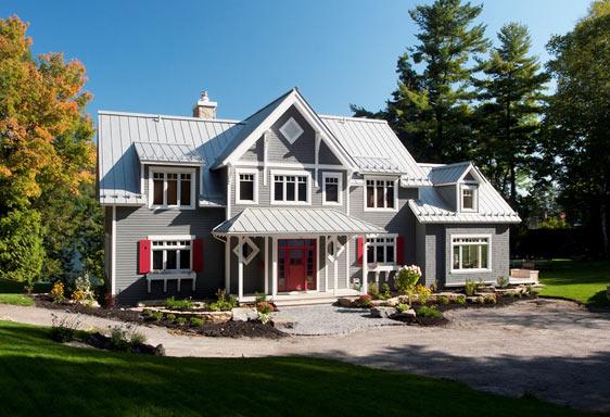 Cim signature une maison votre mesure for Habitation neuve