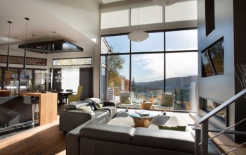 Domus 2013 : Gagnant – Unité d'habitation neuve ou rénovation de prestige (plus de 1 000 000 $)