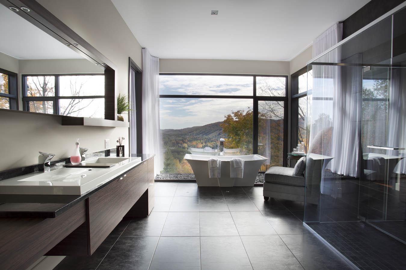 Salle De Bain Avec Vue ~ salle de bain prestige cim signature